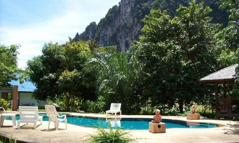 Aonang Mountain Paradise Krabi By